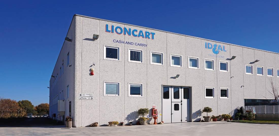 Stabilimento-Lioncart-Ideal